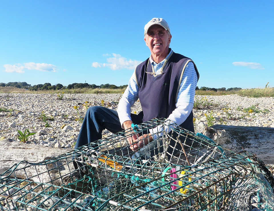 John Peishoff's 889th Lobster Pot