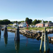Fishers Island by Vincent Scarano