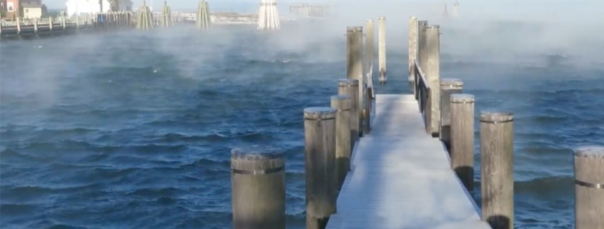 Arctic cold